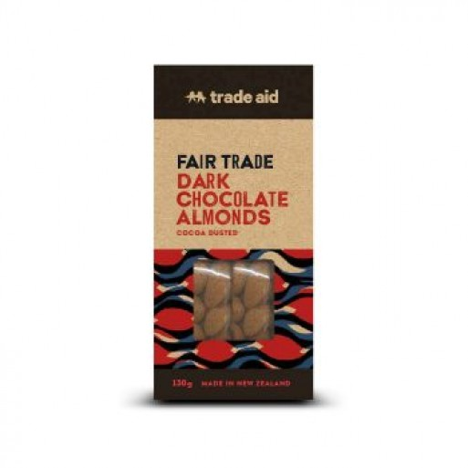 55% Dark Chocolate Coated Almonds image