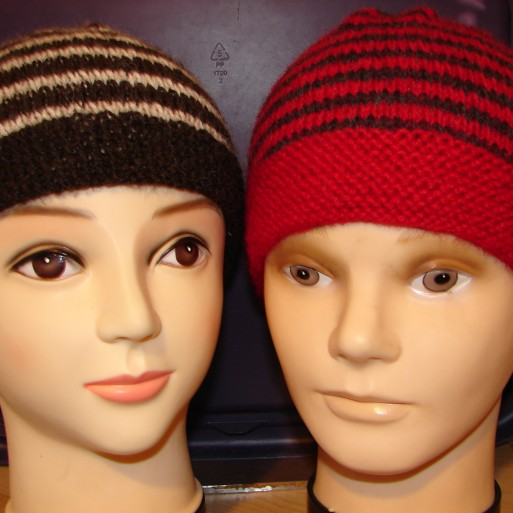 Adult Alpaca Beanies - Various Colours image