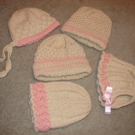 Beanies & Bonnets - Baby image
