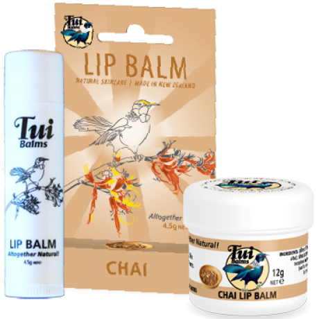 Chai Lip Balm - 12g Pot image