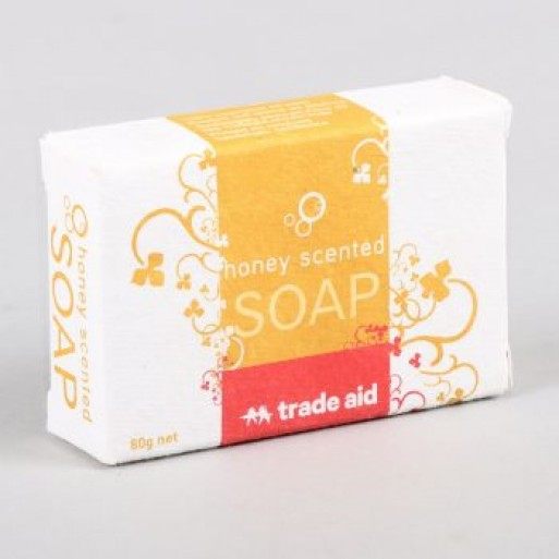 Honey Scented Soap image