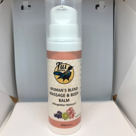 Massage Pump Woman's Blend 250ml image