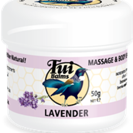 Lavender Massage Balm -0 100g Pot image