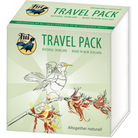Tui Travel Pack 4x25g image