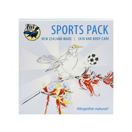 Tui Sports Pack 4 x 50g image